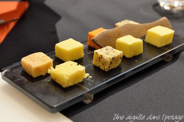 Bistro autour du beurre Bordier