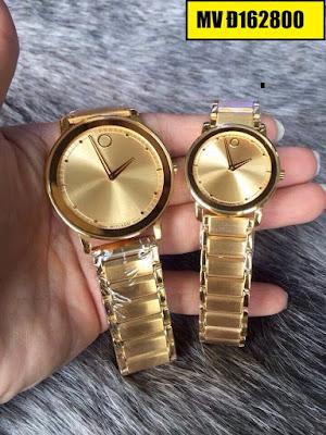 Đồng hồ đeo tay Movado Đ162800 quà tặng người yêu ý nghĩa và sâu lắng