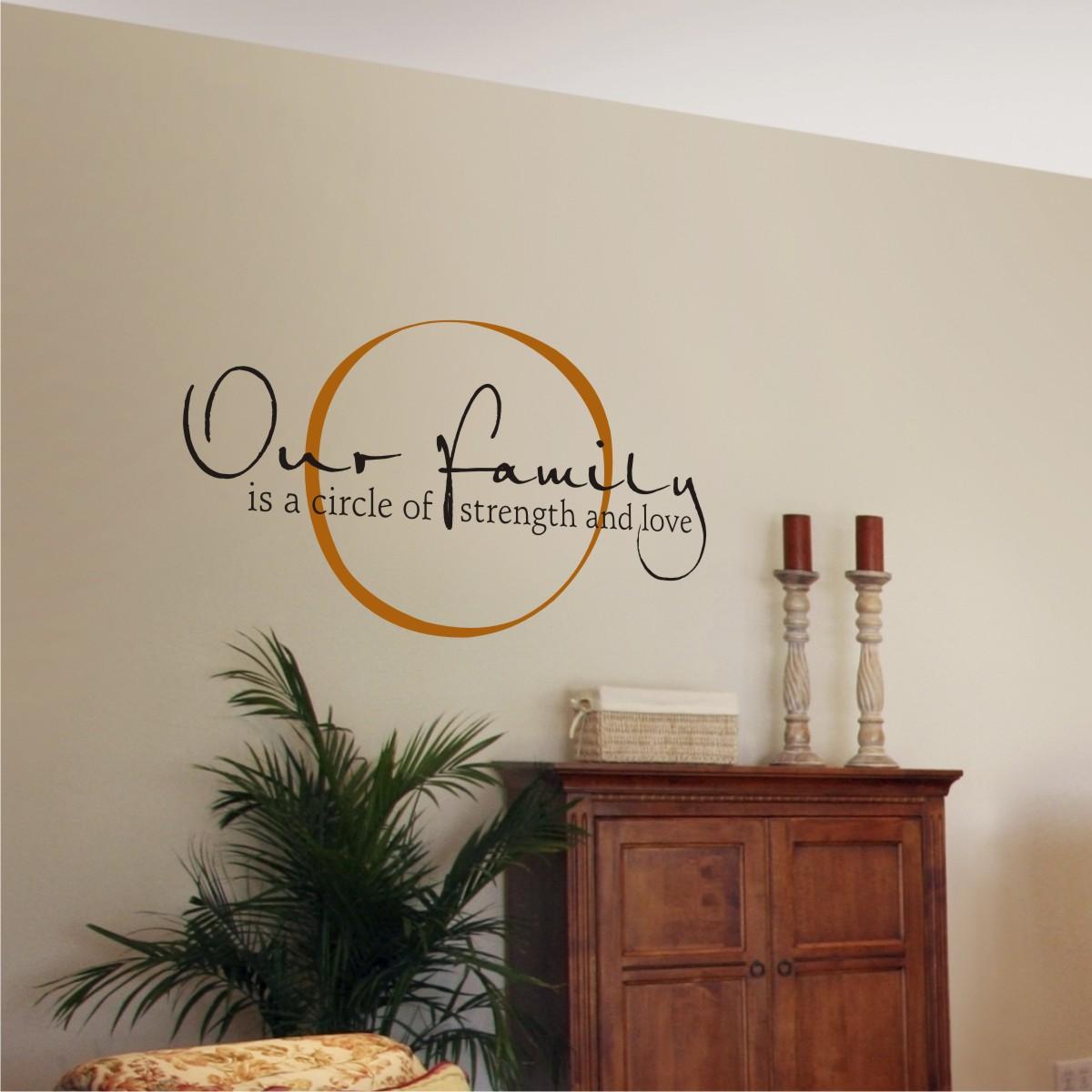 vinyl wall quotes quotesgram. Black Bedroom Furniture Sets. Home Design Ideas