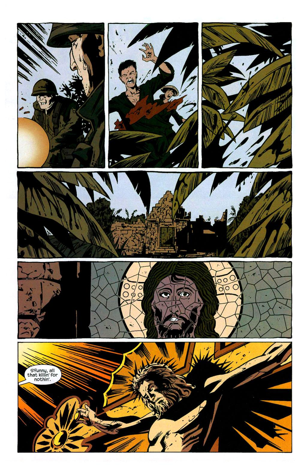 Hawkeye (2003) Issue #4 #4 - English 21