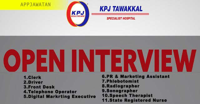 KPJ Tawakkal Specialist Hospital