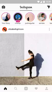 Added Bookmark On Instagram