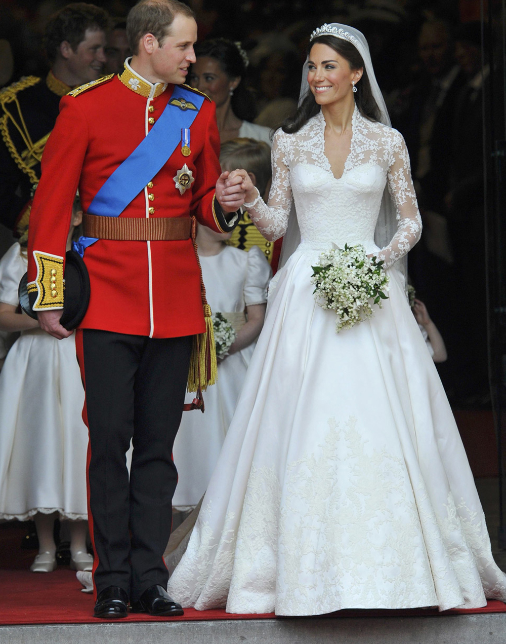 Prince+William+The+Duke+of+Cambridge+and+Kate+Middleton+Royal+Wedding+Ceremony+Photo+(5) - Royal Kate Middleton