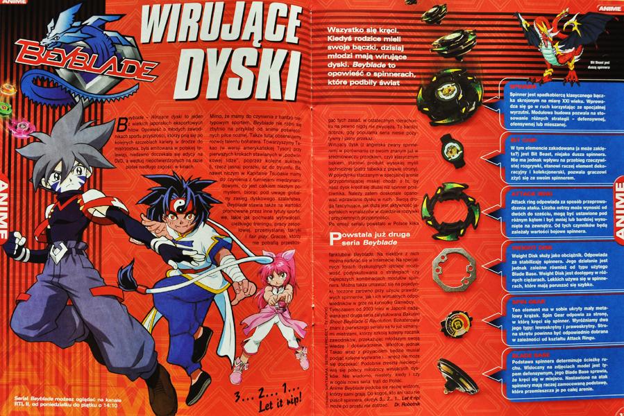 Kawaii magazyn o mandze i anime