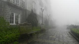 Sương mù Bà Nà Hills