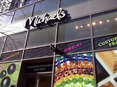 Michaels Craft Near Chelsea