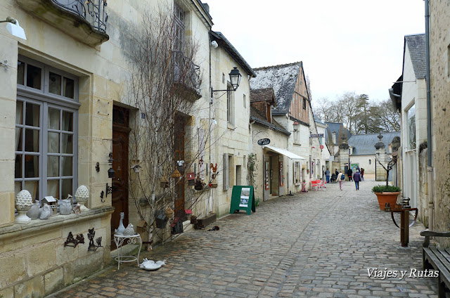 Château d'Azay-le-Rideau, Valle del Loira