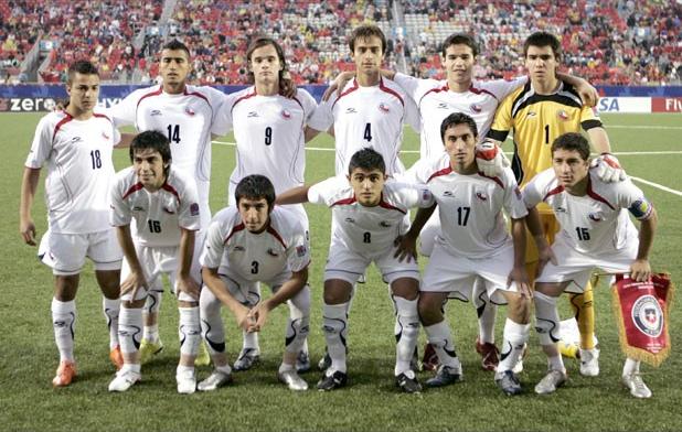 Formación de Chile ante Austria, Copa del Mundo Sub-20 Canadá 2007, 8 de julio