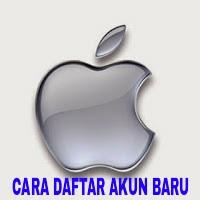 cara buat akun apple id tanpa kartu kredit cc