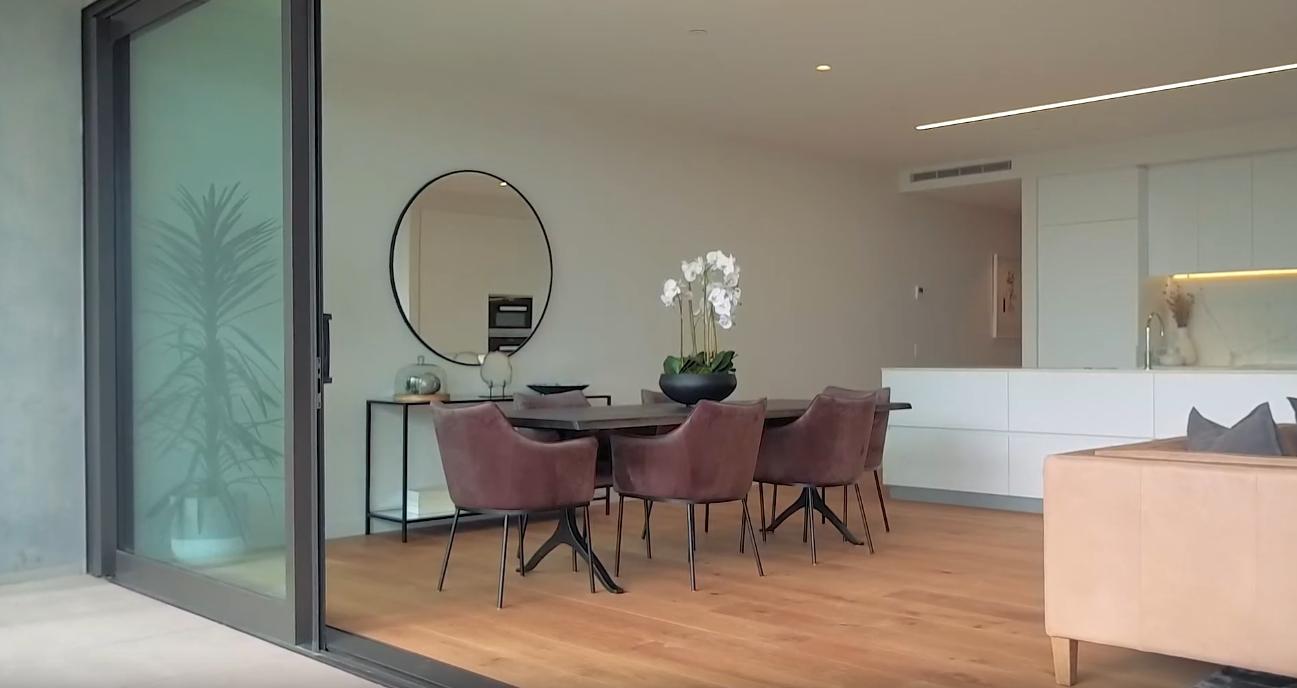 11 Interior Design Photos vs. Tour 250-254 Kepa Road, Horizon, Mission Bay Luxury Condo