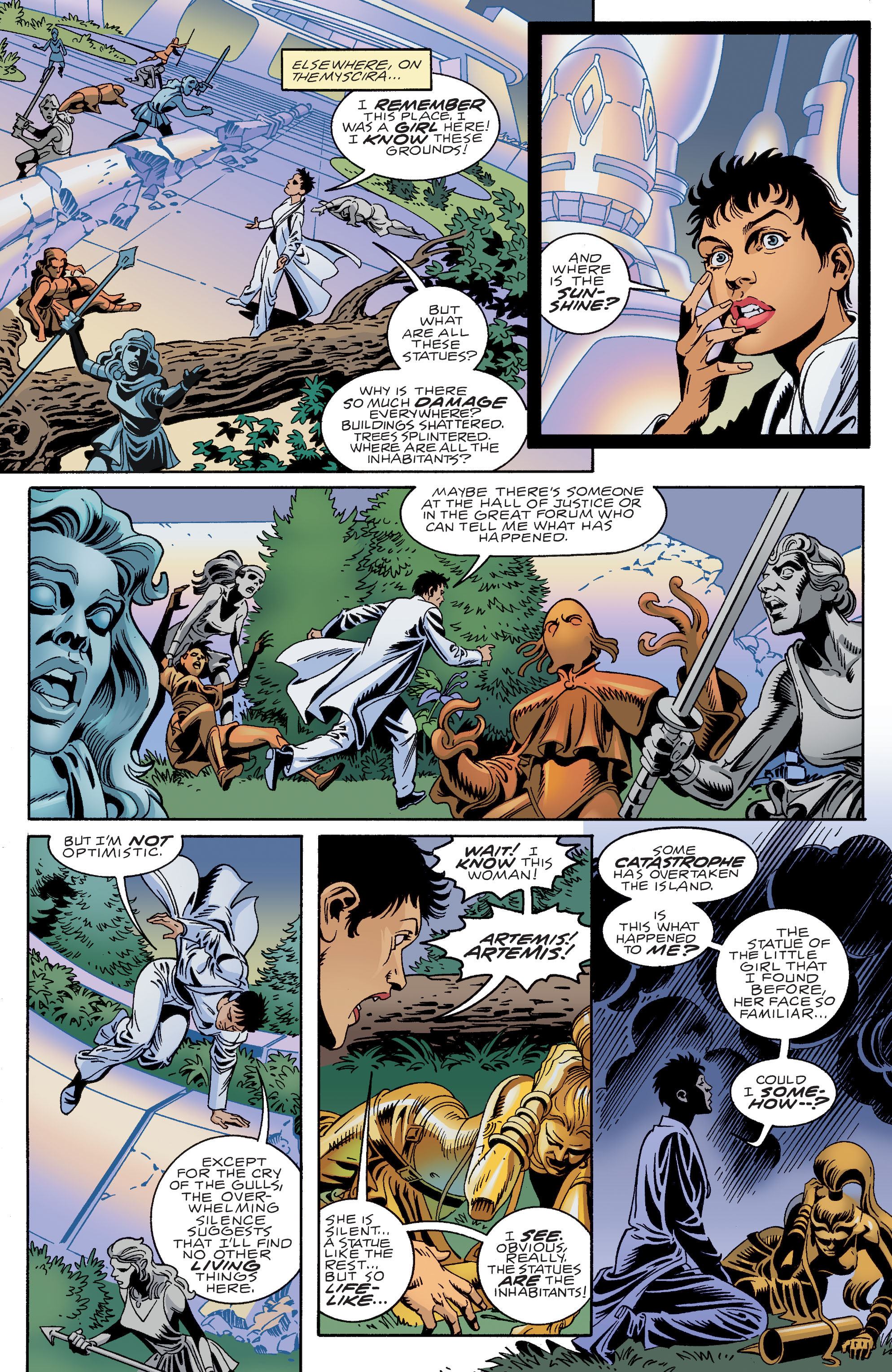 Read online Wonder Woman (1987) comic -  Issue #191 - 15