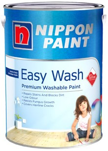 Harga Cat Nippon Paint Easy Wash