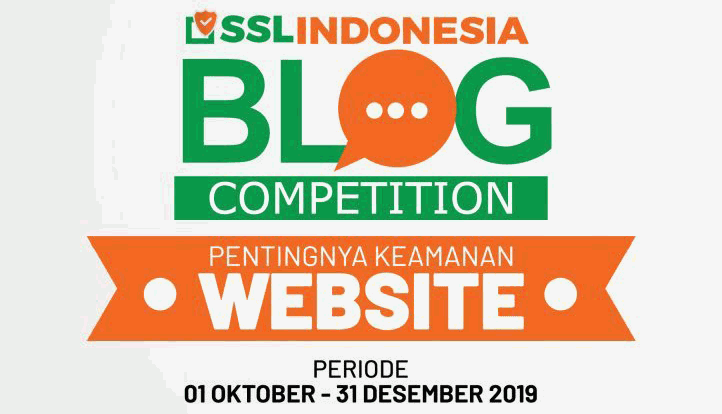 Kontes Blog Terbaru 2019 [Blog Competition SSL Indonesia]
