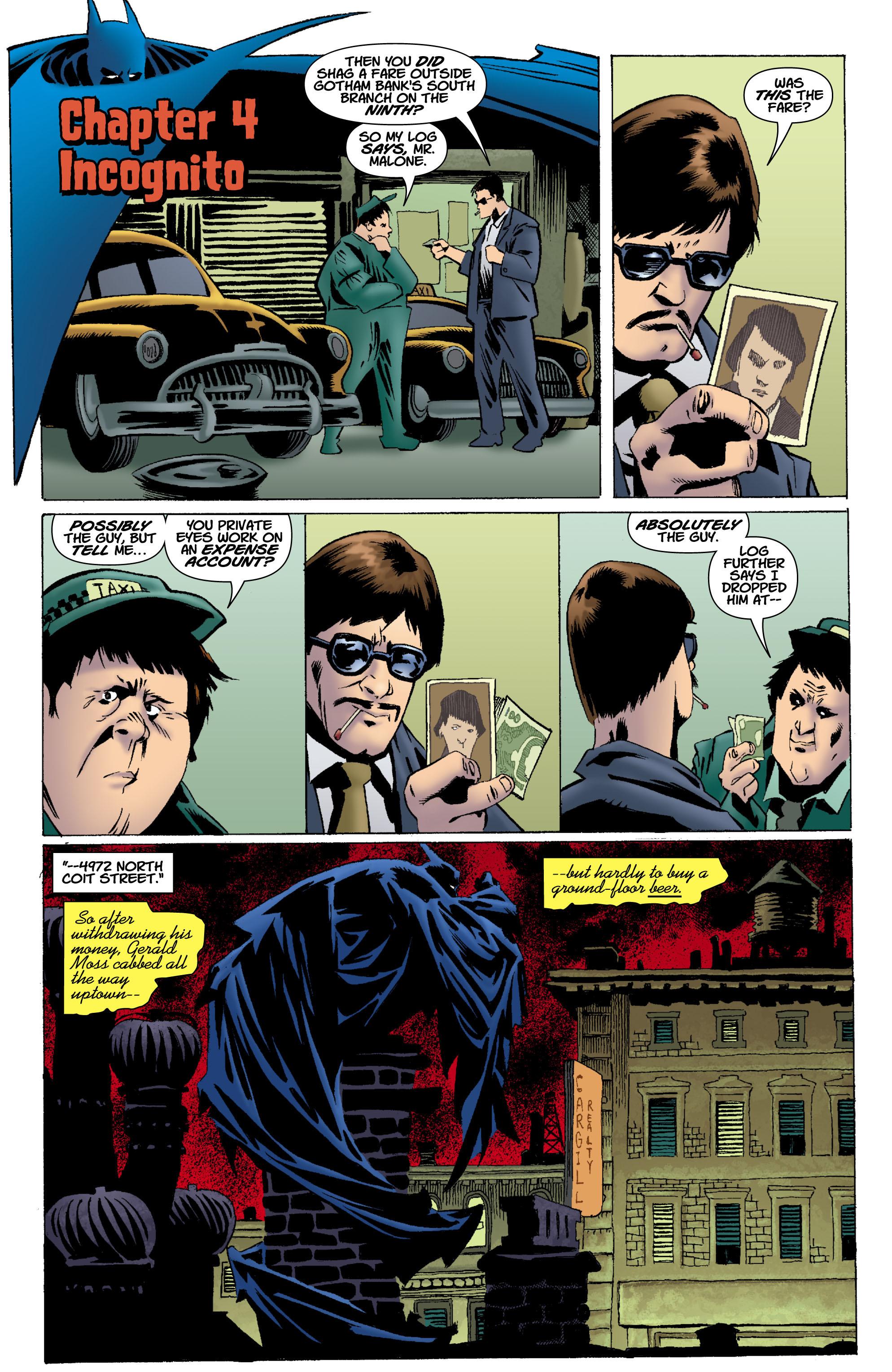 Read online Batman: Unseen comic -  Issue #2 - 12