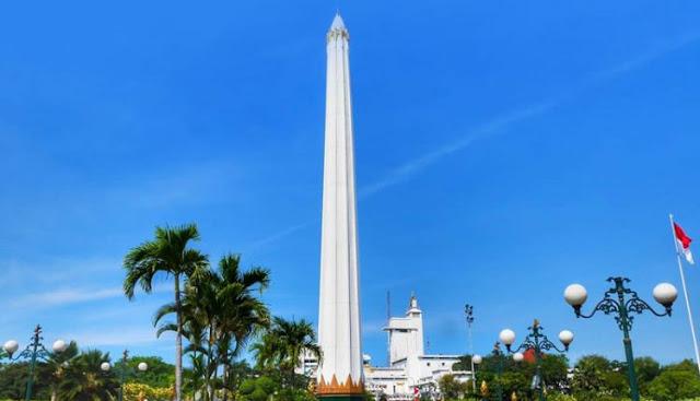 Mengenal tugu pahlawan di kota Surabaya
