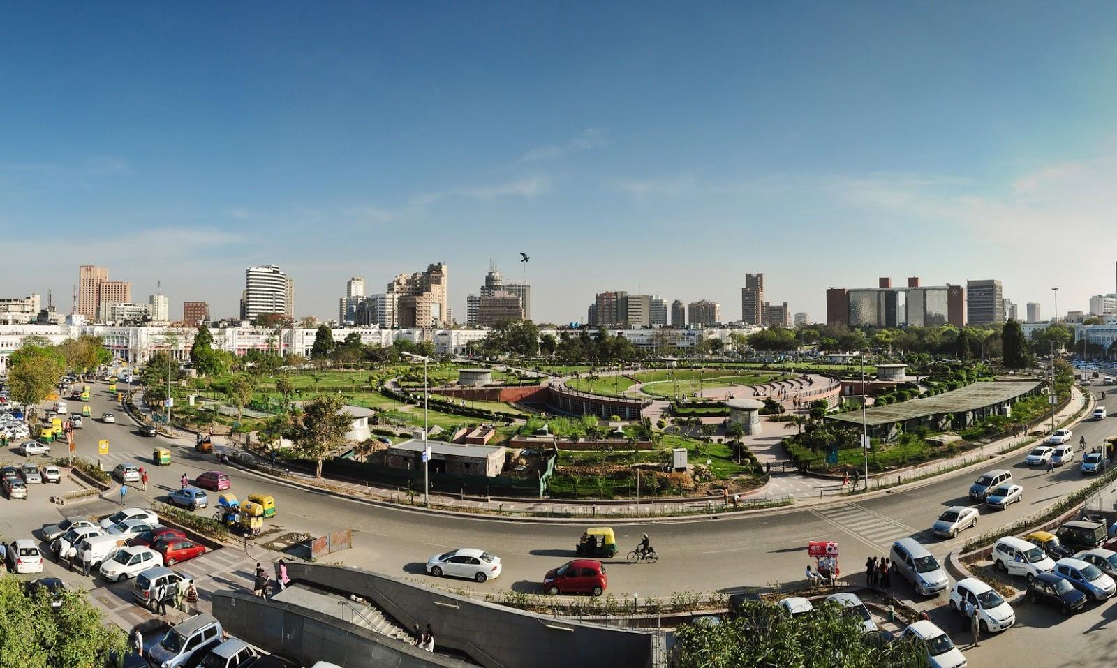 Nova Delhi | Capital da Índia