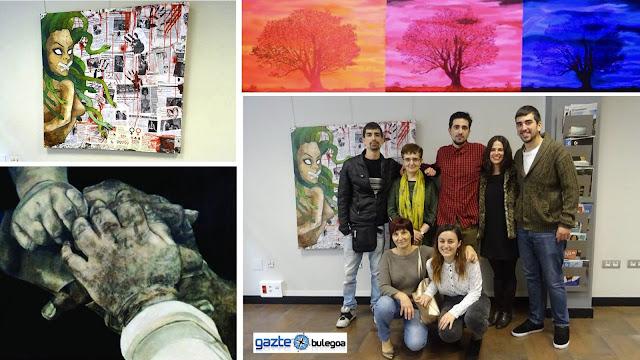 Exposición de Gabriel García Otero