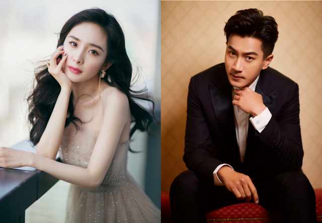 Hawick Lau supports Yang Mi on donation scandal