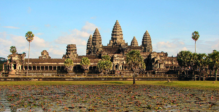 Angkor, Asia Heritage Sites Attractions