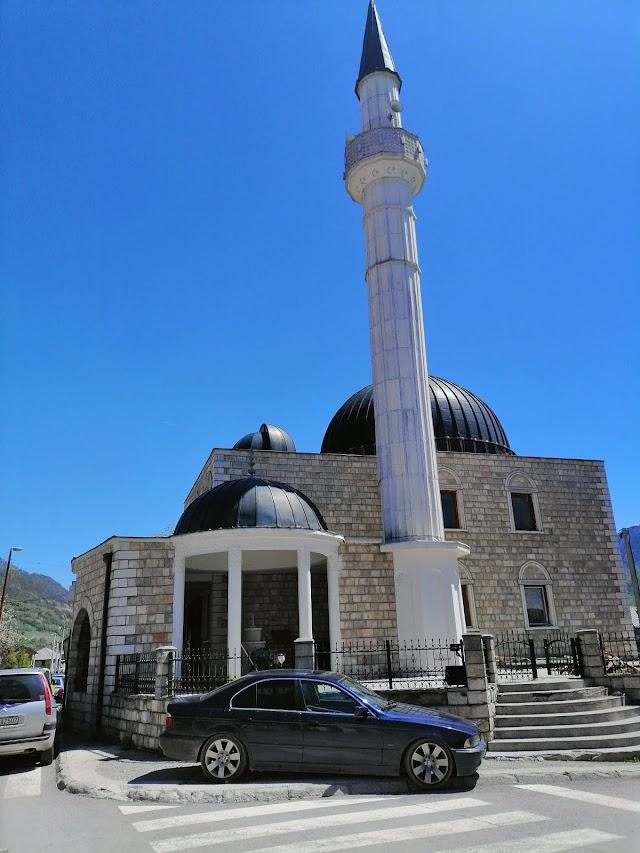 Nova džamija u Gusinju
