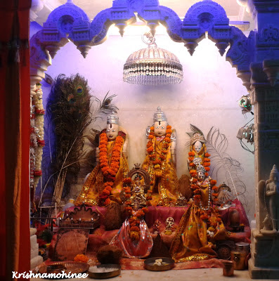 Image: Lord Shriram, Lord Laxman and Maa Seetaji