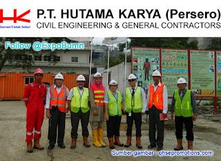 Lowongan Kerja Terbaru  2018 Bulan Ini Di BUMN PT Hutama Karya (HK) Buruan Daftar! Hanya Sampai 13 Agustus 2018