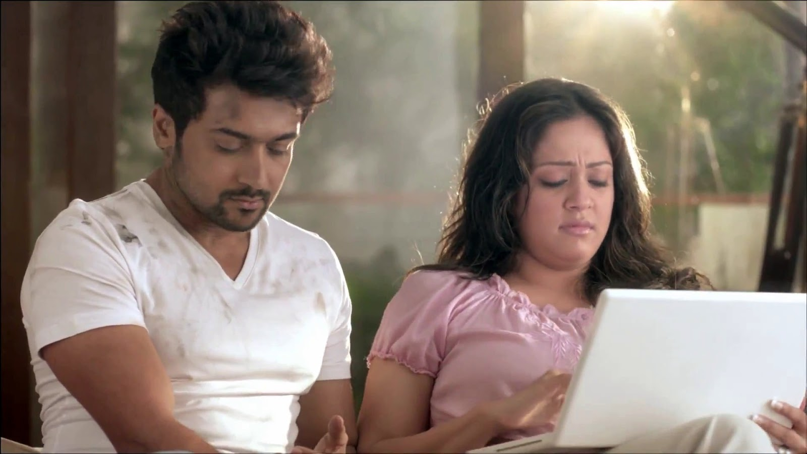 Actor surya and jyothika coffee add images in hd actor surya masss related posts thecheapjerseys Images