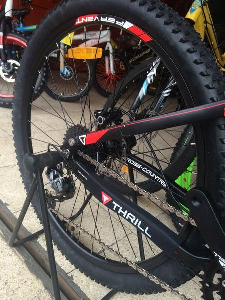 Sepeda Thrill Fervent 1.0 27'5 Rp.5.600.000.- | Daftar