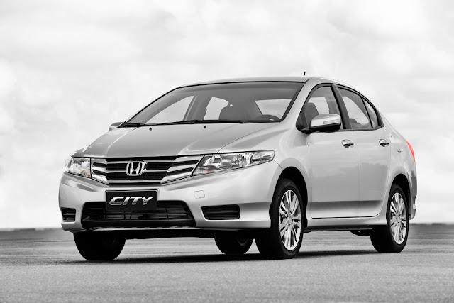 Honda convoca proprietários de Fit e City para recall