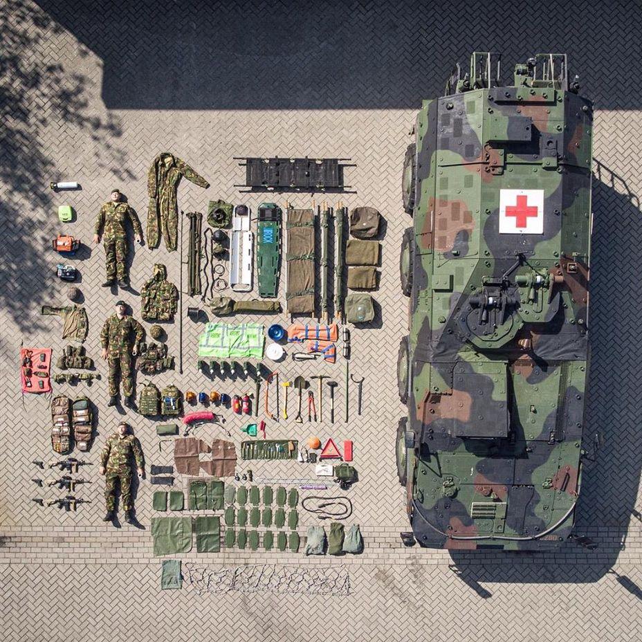 «Медичка» армії Нідерландів