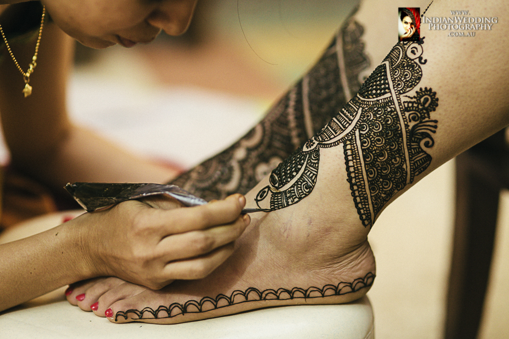 Henna Tattoo For Indian Wedding: Henna Tattoo (Mehndi) Artists Sydney