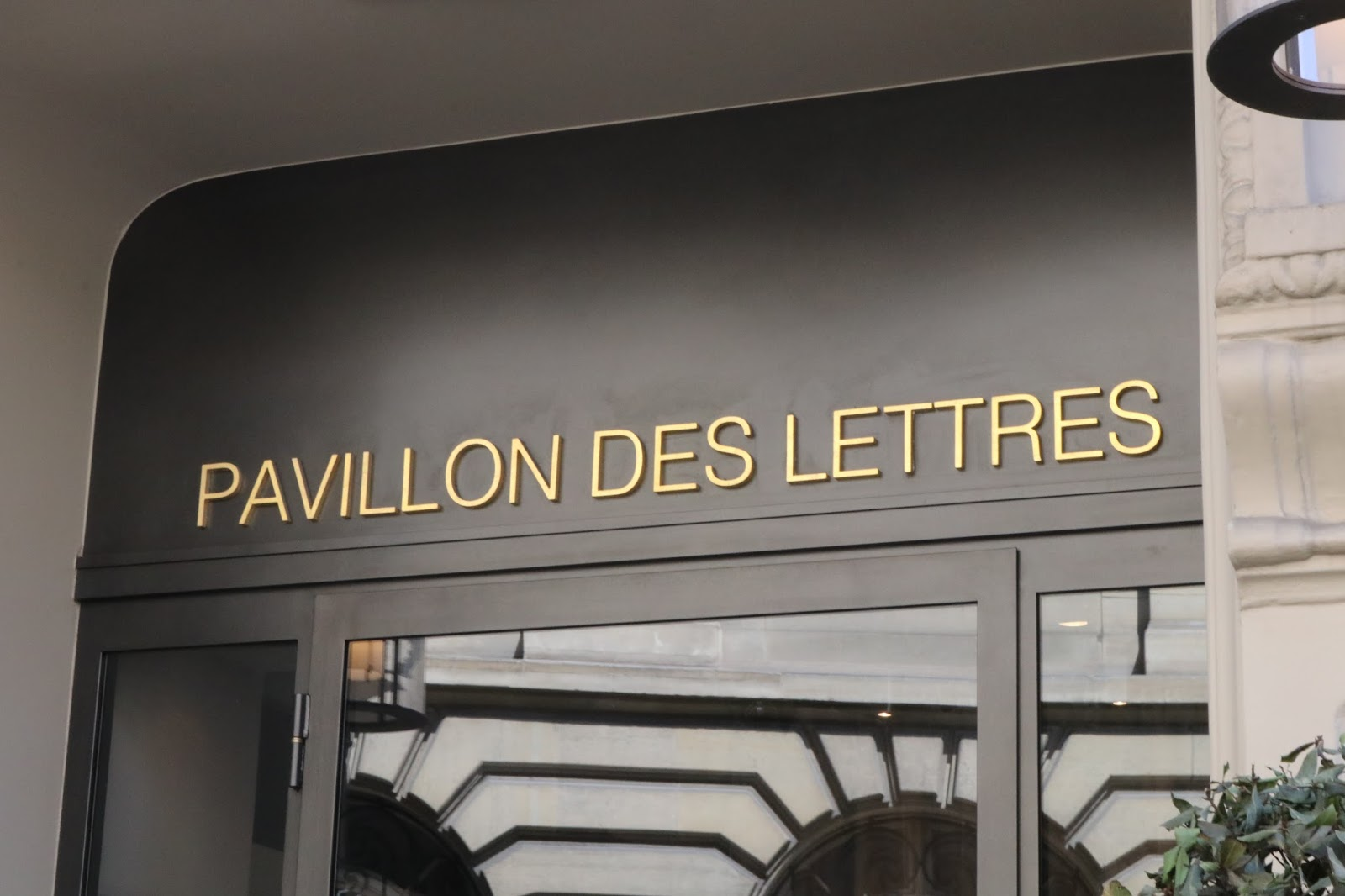Pavillon Des Lettres, Paris, France