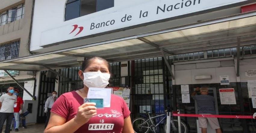 BONO FAMILIAR UNIVERSAL: Gobierno evalúa ampliar dos días más para el Registro Nacional de Hogares del Reniec
