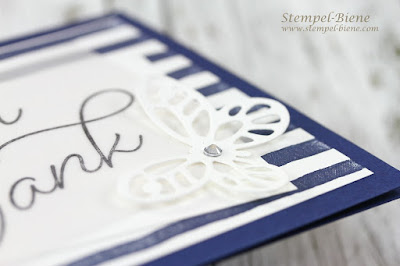 stampinup dankeskarte; maritime dankeskarte; saleabration 2017; gesagtgedankt; stempel-biene; Überraschungspost