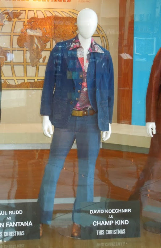 Paul Rudd Brian Fantana Anchorman 2 movie costume