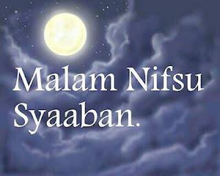 Bacaan Doa Malam Nisfu Sya'ban