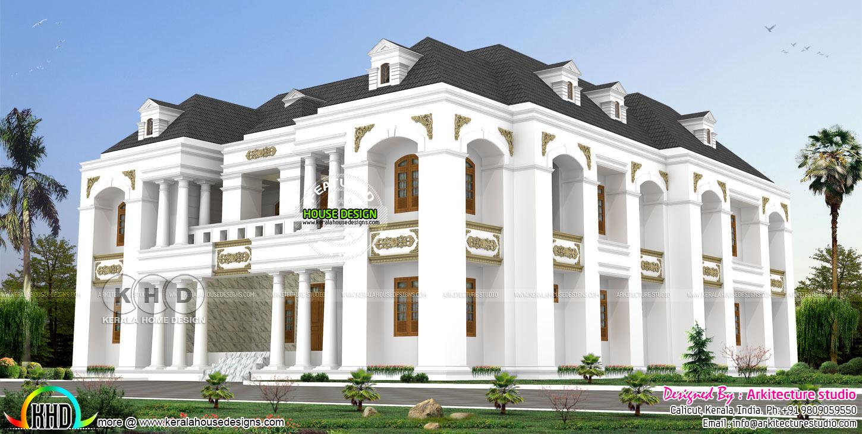 Contemporary Crest Home Design Frieze - Home Decorating Inspiration ...