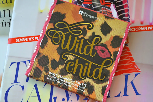 Review: BH Cosmetics Wild Child Baked Eyeshadow Palette