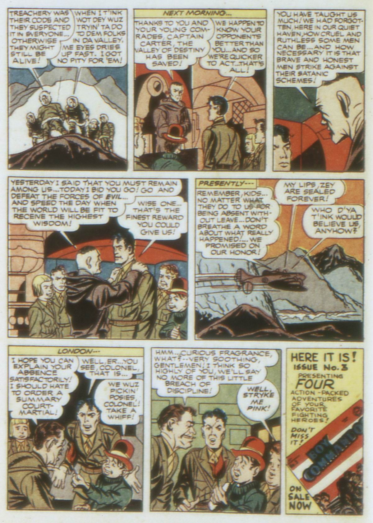 Read online Detective Comics (1937) comic -  Issue #77 - 58