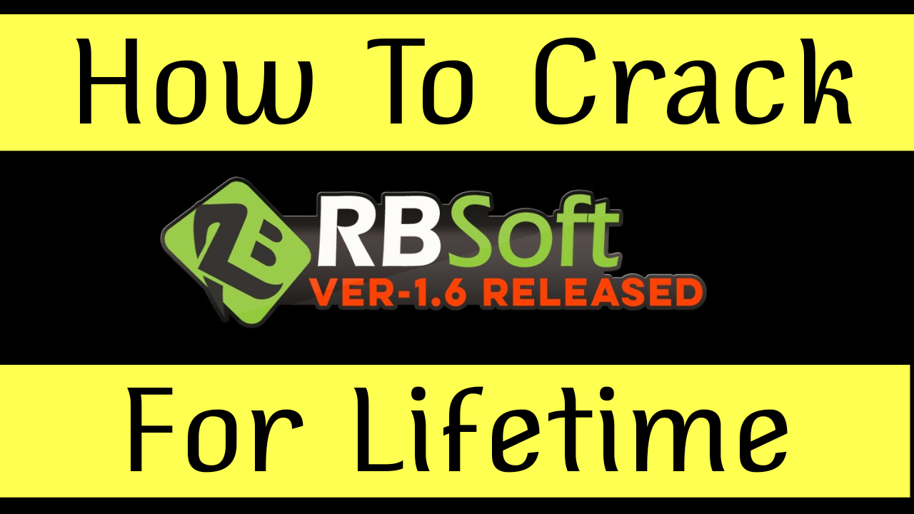 How To Download RB Soft Mobile Tool (Free) With Register Key - 2019