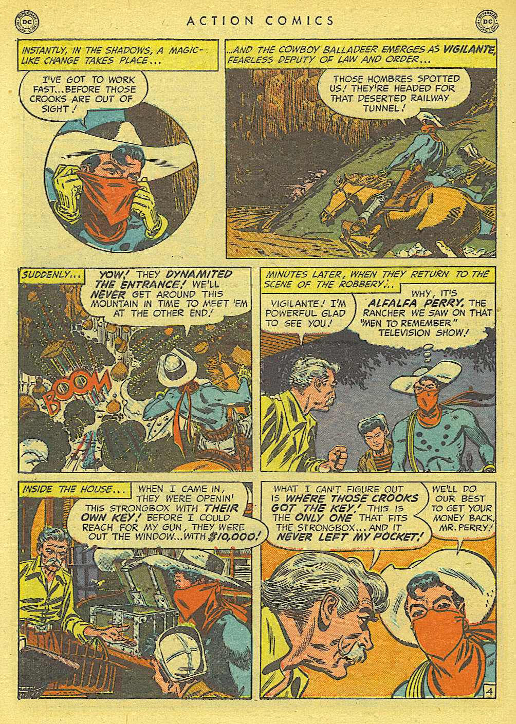 Read online Action Comics (1938) comic -  Issue #145 - 31
