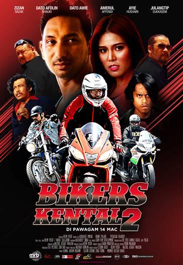 Review Filem Bikers Kental 2