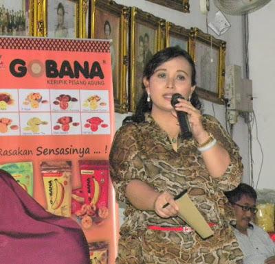 Launching Gobana keripik