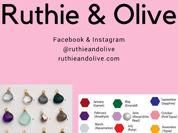 Beautiful Jewelry With A Mission To Ease Hunger #RuthieandOlive