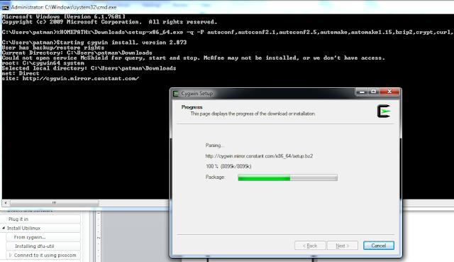 WhiteBoard Coder: Faster Install Ubilinux on Edison