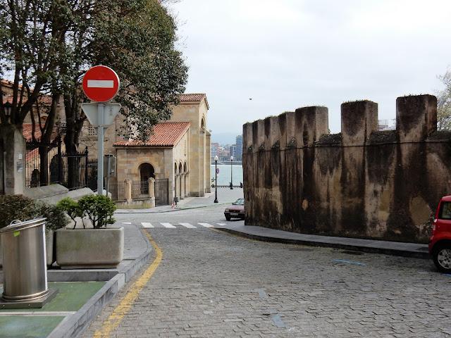 Gijón, Asturias, España, Elisa N, Blog de Viajes, Lifestyle, Travel, muralla