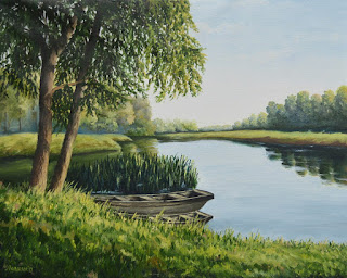 zen-paisajes-pinturas-del-agua-arte