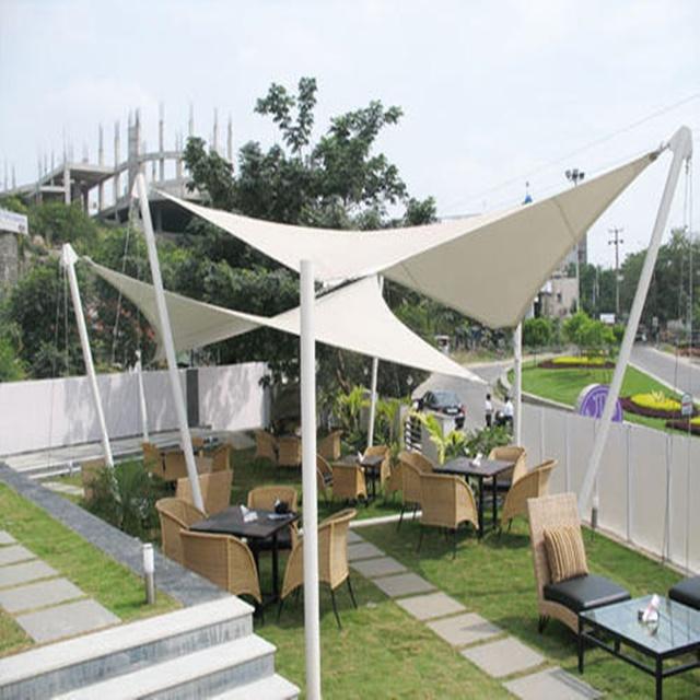 تركيب جلسات حدائق بخصم 25 % 0506083803 Tensile-membrane-structure-500x500