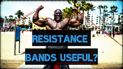 Build muscle and strength - Resistance Bands Benefits