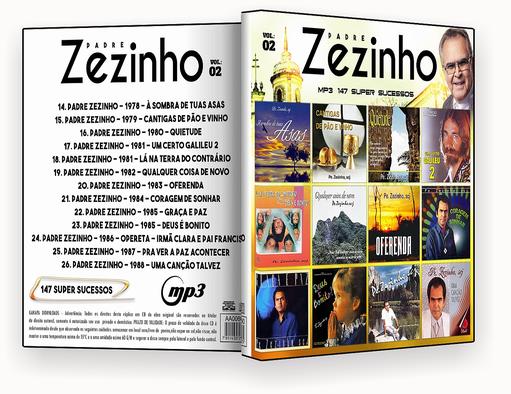 MP3 – Padre Zezinho – Discografia – Vol.2